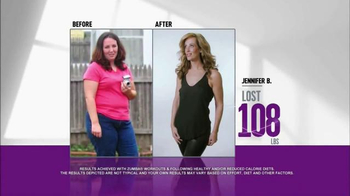 Zumba Incredible Slimdown TV Spot, 'Party Off the Pounds' - Thumbnail 2