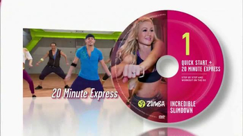 Zumba Incredible Slimdown TV Spot, 'Party Off the Pounds' - Thumbnail 5