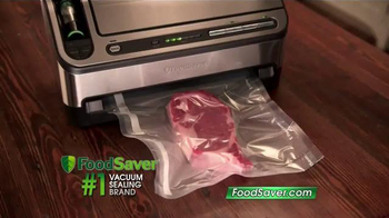 FoodSaver TV Spot, 'Top Notch Sealing' - Thumbnail 2