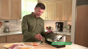 FoodSaver TV Spot, 'Top Notch Sealing' - Thumbnail 3