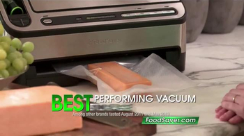 FoodSaver TV Spot, 'Top Notch Sealing' - Thumbnail 4