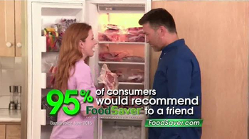 FoodSaver TV Spot, 'Top Notch Sealing' - Thumbnail 7