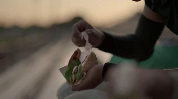 Panera Bread Roasted Turkey Apple & Cheddar Sandwich TV Spot, 'Many Ways' - Thumbnail 3