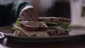 Panera Bread Roasted Turkey Apple & Cheddar Sandwich TV Spot, 'Many Ways' - Thumbnail 5