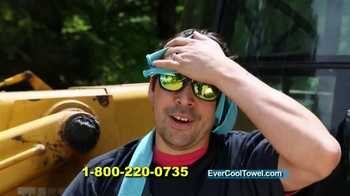 EverCool Self-Cooling Towel TV Spot, 'Take on the Heat' - Thumbnail 2