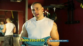 EverCool Self-Cooling Towel TV Spot, 'Take on the Heat' - Thumbnail 6