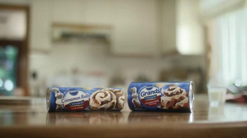 Pillsbury Cinnamon Rolls TV Spot, 'Give It a Pop: Icing' - Thumbnail 7