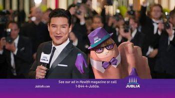 Jublia TV Spot, 'Toe Nail Fungus Arrives on Red Carpet' Feat. Mario Lopez