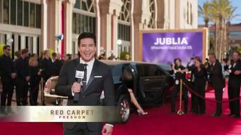 Jublia TV Spot, 'Toe Nail Fungus Arrives on Red Carpet' Feat. Mario Lopez - Thumbnail 1