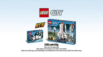 LEGO City Space Collection TV Spot, 'Prepare for Lift Off' - Thumbnail 10