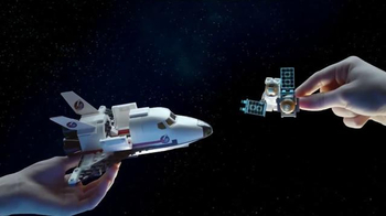 LEGO City Space Collection TV Spot, 'Prepare for Lift Off' - Thumbnail 2
