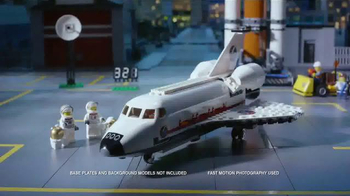 LEGO City Space Collection TV Spot, 'Prepare for Lift Off' - Thumbnail 5