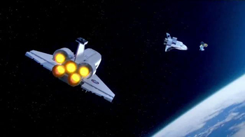 LEGO City Space Collection TV Spot, 'Prepare for Lift Off' - Thumbnail 9