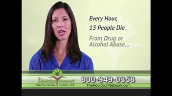 The Addiction Network TV Spot, 'Addiction Is a Disease' - Thumbnail 3
