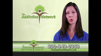 The Addiction Network TV Spot, \'Addiction Is a Disease\'