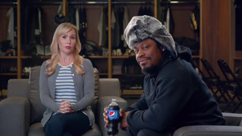 Pepsi TV Spot, 'Pepsi's Unlikely Spokesperson Marshawn Lynch' - 258 commercial airings