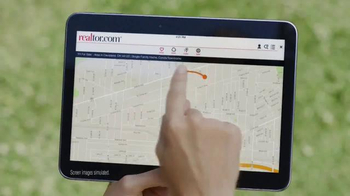 Realtor.com TV Spot, 'Map Tool' Featuring Elizabeth Banks - Thumbnail 3