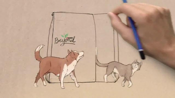 Purina Beyond Grain Free TV Spot, 'Drawings' - Thumbnail 2