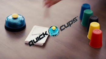 Quick Cups TV Spot, 'How Fast Can You Stack?' - Thumbnail 2