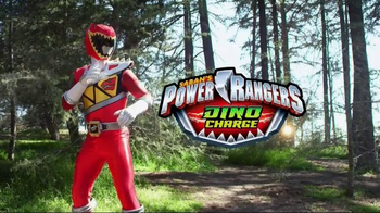 Power Rangers Dino Charge Mixx N Morph TV Spot, 'Mix It Up - 513 commercial airings