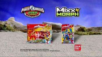 Power Rangers Dino Charge Mixx N Morph TV Spot, 'Mix It Up - Thumbnail 10