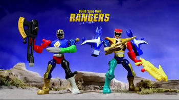 Power Rangers Dino Charge Mixx N Morph TV Spot, 'Mix It Up - Thumbnail 7