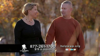 Wounded Warrior Project TV Spot, 'Robert' Featuring Bruce Willis - Thumbnail 10