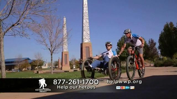 Wounded Warrior Project TV Spot, 'Robert' Featuring Bruce Willis - 361 commercial airings