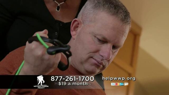 Wounded Warrior Project TV Spot, 'Robert' Featuring Bruce Willis - Thumbnail 5