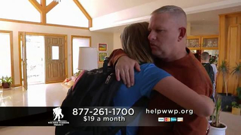 Wounded Warrior Project TV Spot, 'Robert' Featuring Bruce Willis - Thumbnail 6