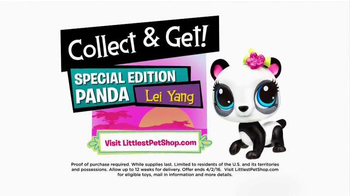Littlest Pet Shop Special Edition TV Spot, 'Add Lei Yang to Your Collection' - Thumbnail 6
