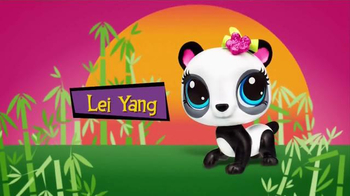 Littlest Pet Shop Special Edition TV Spot, 'Add Lei Yang to Your Collection'