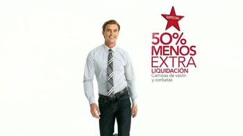 Macy's La Venta de Súper Sábado TV Spot, 'Otoño 2015' [Spanish] - Thumbnail 4