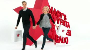 Macy's La Venta de Súper Sábado TV Spot, 'Otoño 2015' [Spanish] - Thumbnail 8
