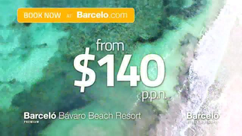 Barceló Bávaro Beach Resort TV Spot, 'Dominican Republic' - Thumbnail 8