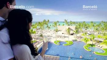 Barceló Bávaro Beach Resort TV Spot, 'Dominican Republic' - Thumbnail 2