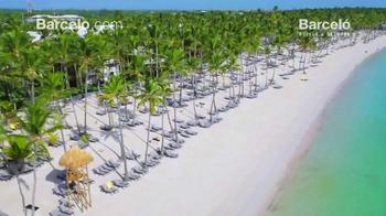 Barceló Bávaro Beach Resort TV Spot, 'Dominican Republic' - Thumbnail 3