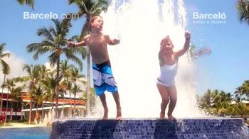 Barceló Bávaro Beach Resort TV Spot, 'Dominican Republic' - Thumbnail 5