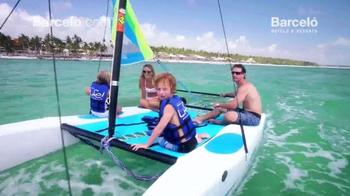 Barceló Bávaro Beach Resort TV Spot, 'Dominican Republic' - Thumbnail 6