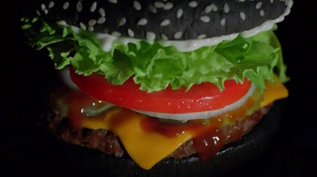 Burger King A1 Halloween Whopper TV Spot, 'Dripping with A1' - Thumbnail 4