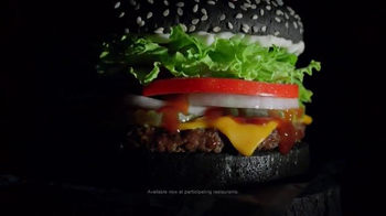 Burger King A1 Halloween Whopper TV Spot, 'Dripping with A1' - Thumbnail 5