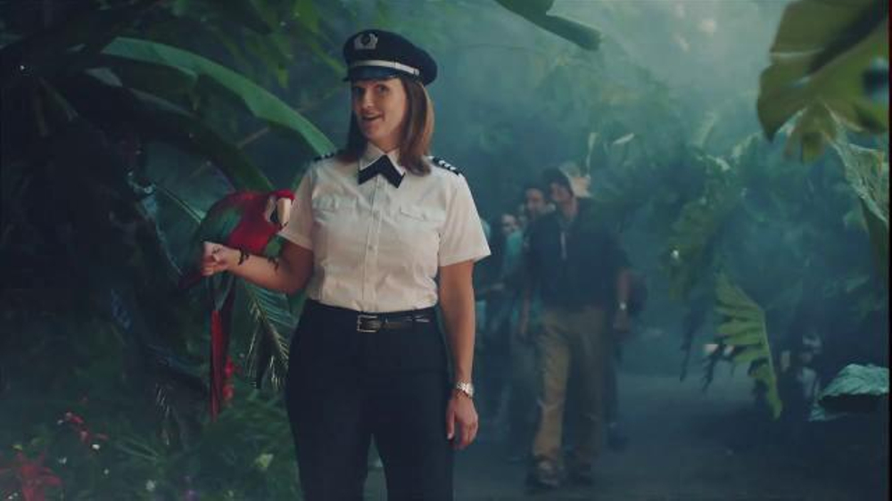 Southwest Airlines TV Commercial, 'Southwest Goes Tropical'