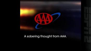 AAA TV Spot, 'Sobering Thought' - Thumbnail 10