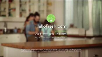 HelloFresh TV Spot, 'Harmony in the Kitchen' - Thumbnail 6