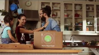 HelloFresh TV Spot, 'Harmony in the Kitchen' - Thumbnail 3