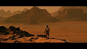The Martian - Alternate Trailer 22