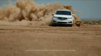 2017 Acura MDX TV Spot, 'Wake' Song by Beck