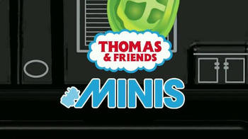 Thomas & Friends MINIS Motorized Raceway TV Spot, 'Through a Loop' - Thumbnail 1