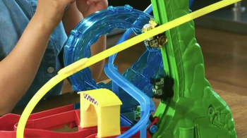 Thomas & Friends MINIS Motorized Raceway TV Spot, 'Through a Loop' - Thumbnail 5