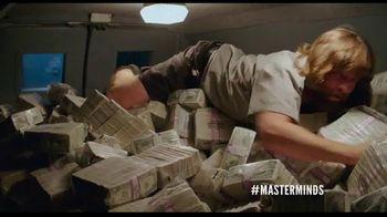Masterminds - Alternate Trailer 6